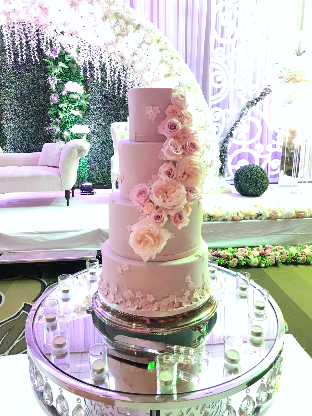 Whippt Desserts - wedding cake May 2018