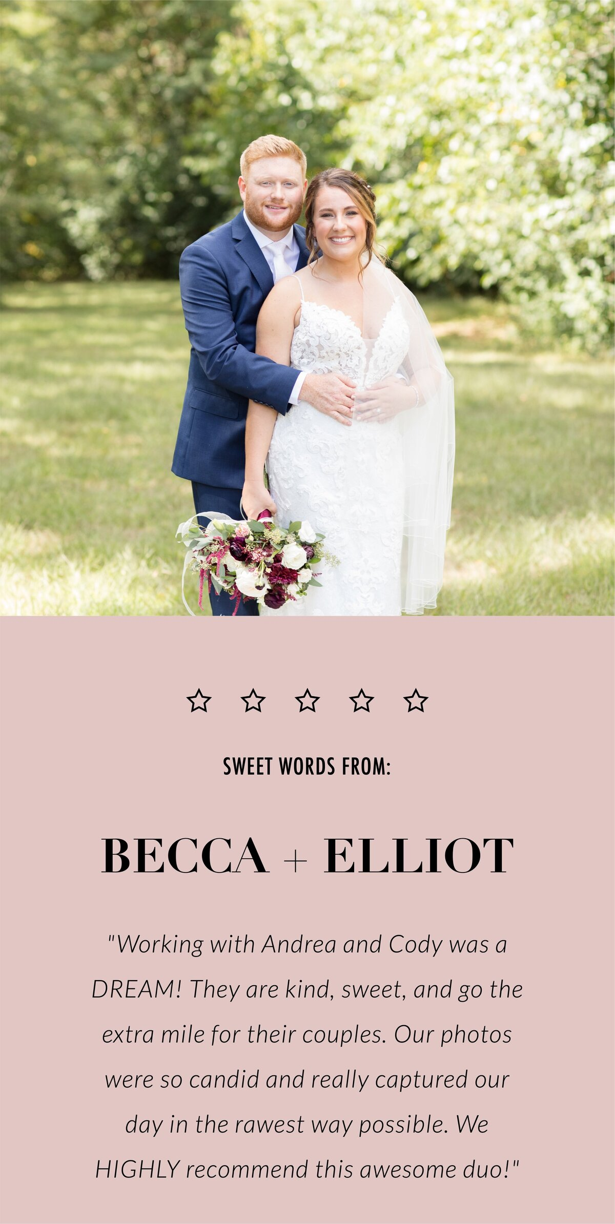 Becca and Elliot review-mobile