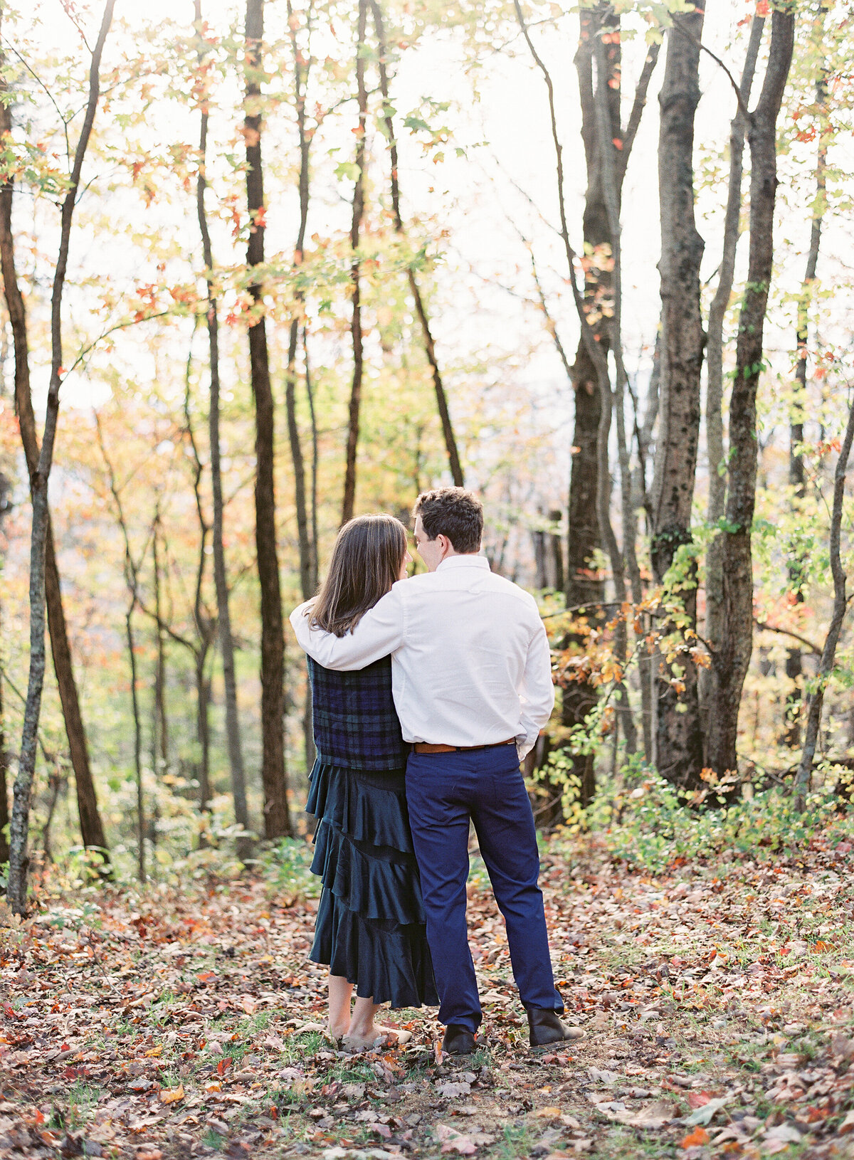 Asheville North Carolina Wedding Enagagement Photographer Blue Ridge Parkway Session-19