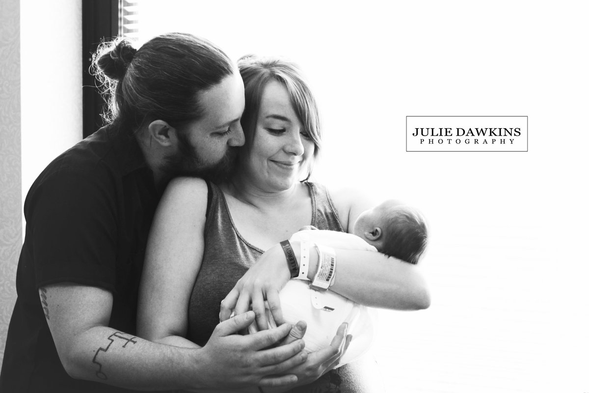 Broken Arrow Ok Newborn Photographers Julie Dawkins Photography Fresh 48 hospital 5
