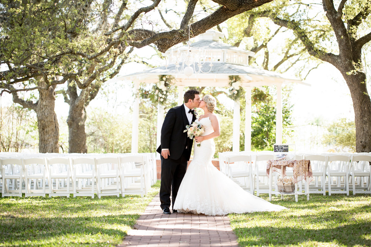 romantic classy wedding photographer austin texas kyle bride groom