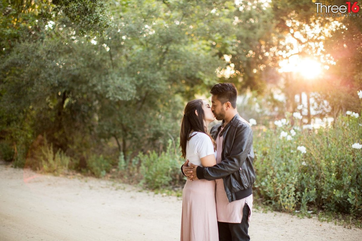 Thomas F. Riley WIlderness Park Engagement Photos Orange County Weddings Professional