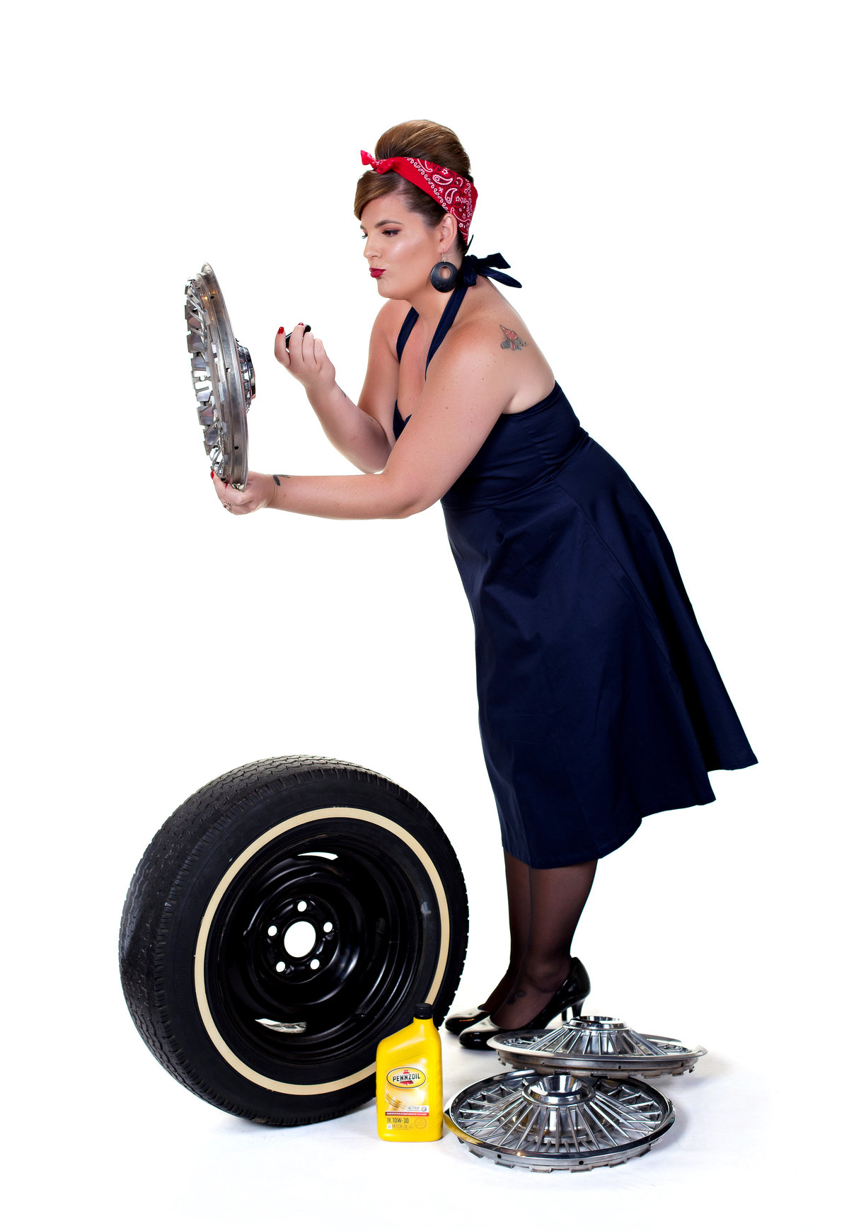 where to take pinup portraits in NWI