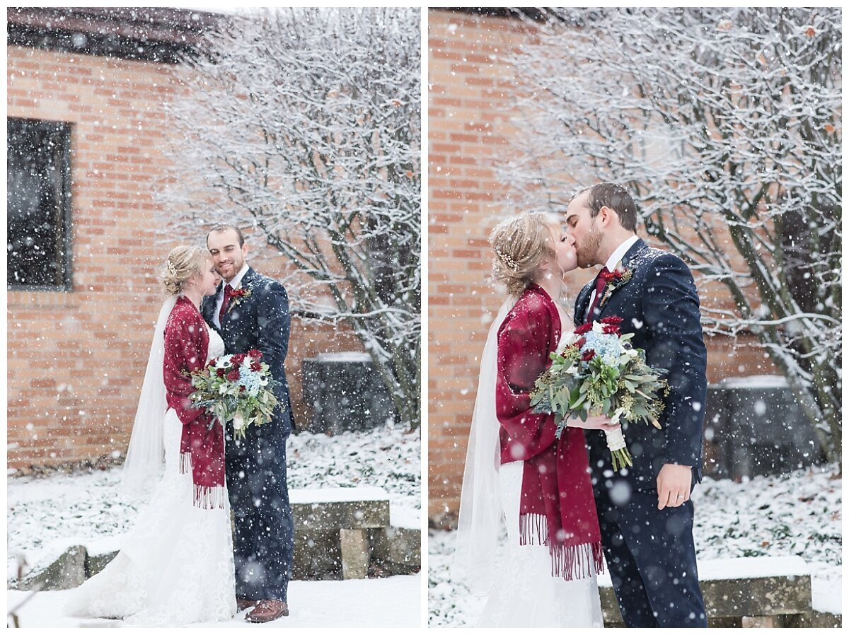 Magical Winter Wedding photo by Simply Seeking Photography_1204