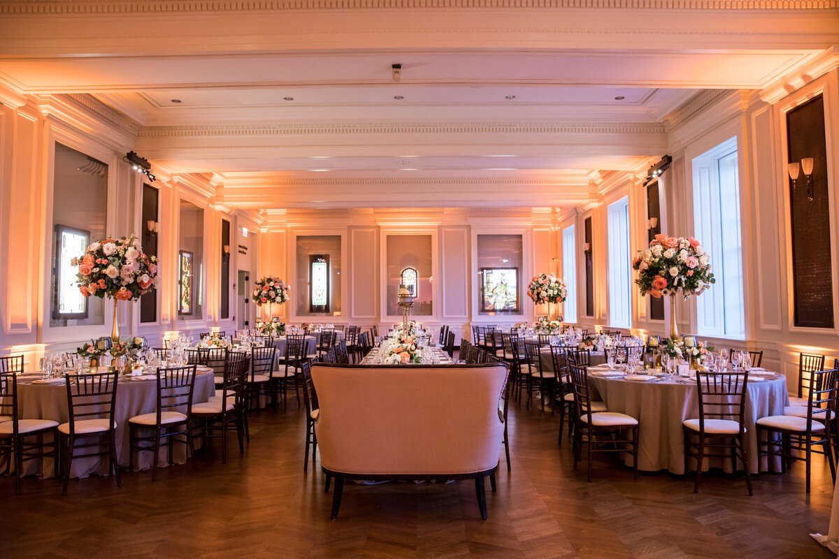 10A Wedding Reception Dining Tables Overview
