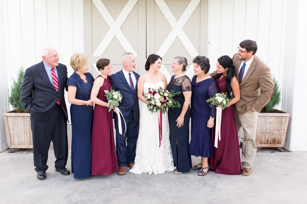 Nick & Sam Wedding | The Nest at Ruth Farms | Sami Kathryn Photography | Dallas Wedding Photographer-92