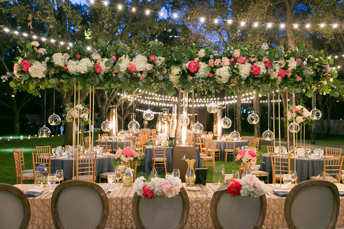 Wedding Planners in Dallas - A Stylish Soiree - Nasher Sculpture Garden - 00082