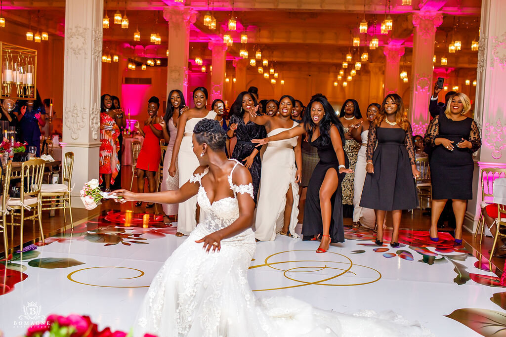 Black Wedding Planner Dallas Scottish Rite Wedding Nigerian Wedding Planner Dallas (228)