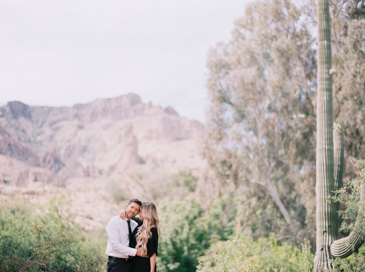Phoenix Arizona Engagement Session - Mary Claire Photography-4-2