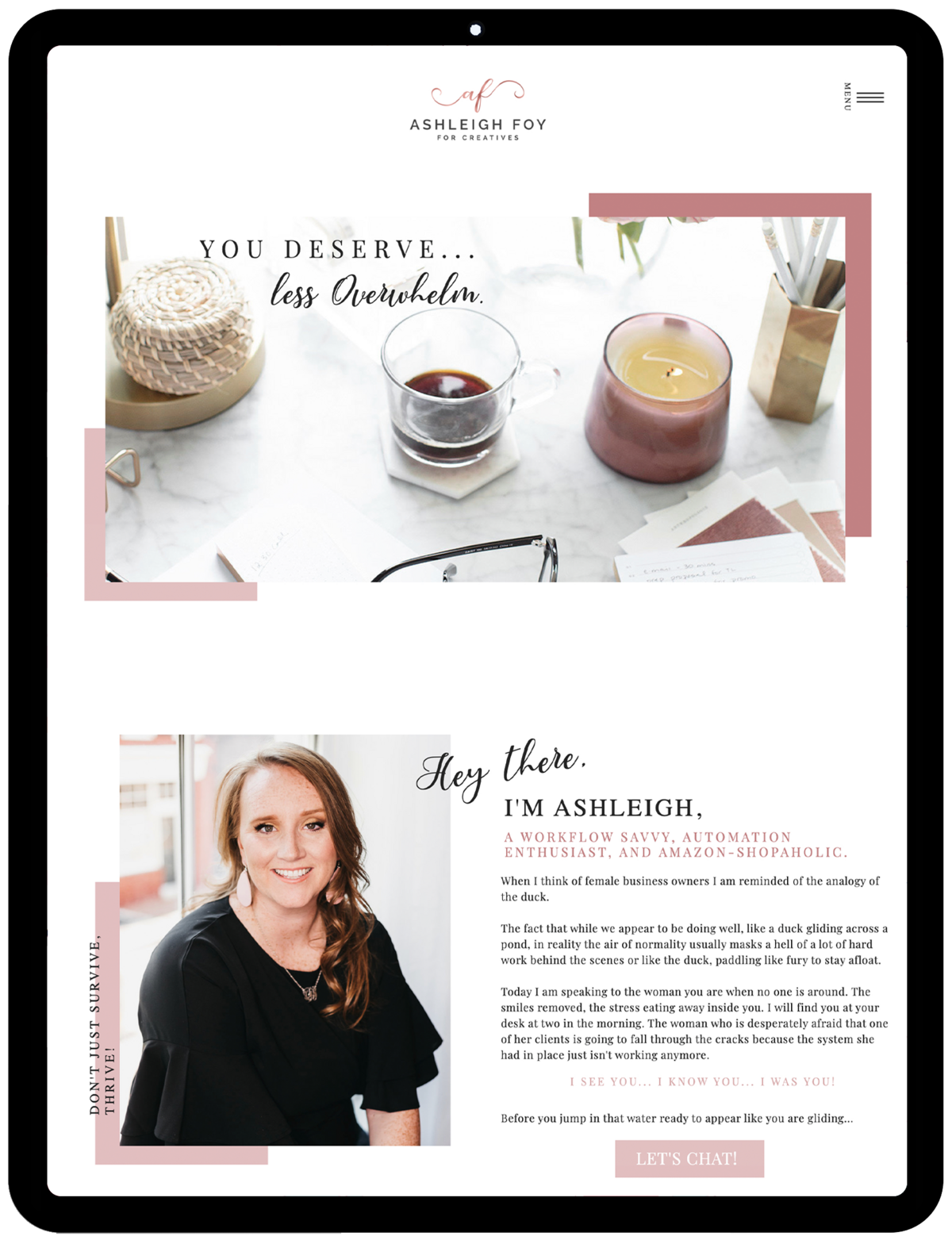 Ashleigh-Foy-Showit-Template