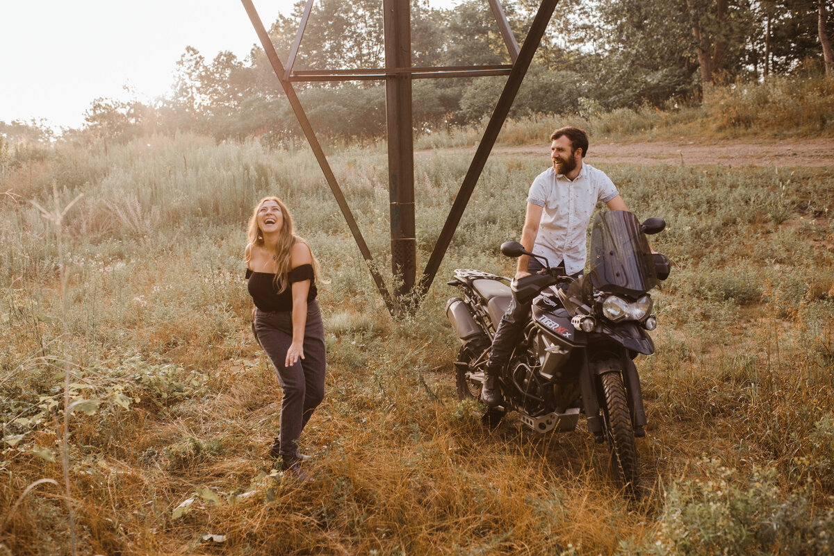toronto-outdoor-fun-bohemian-motorcycle-engagement-couples-shoot-photography-37