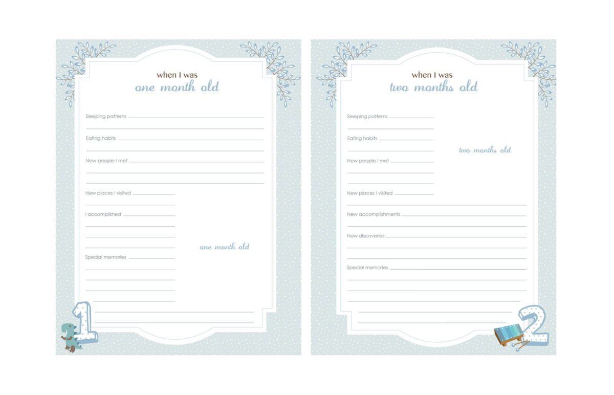 Baby-Book-Pages-Blue-38-39