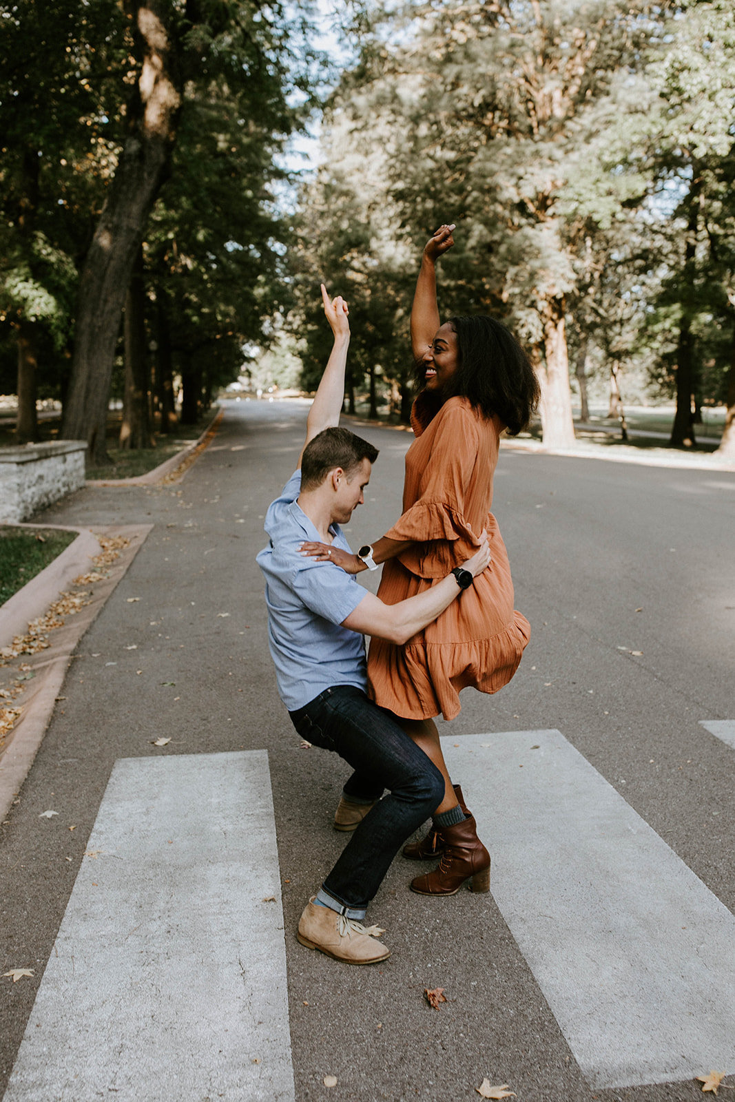 TOWER GROVE PARK ENGAGEMENT SESSION - THE LOVELY LENS PHOTOGRAPHY-121_websize