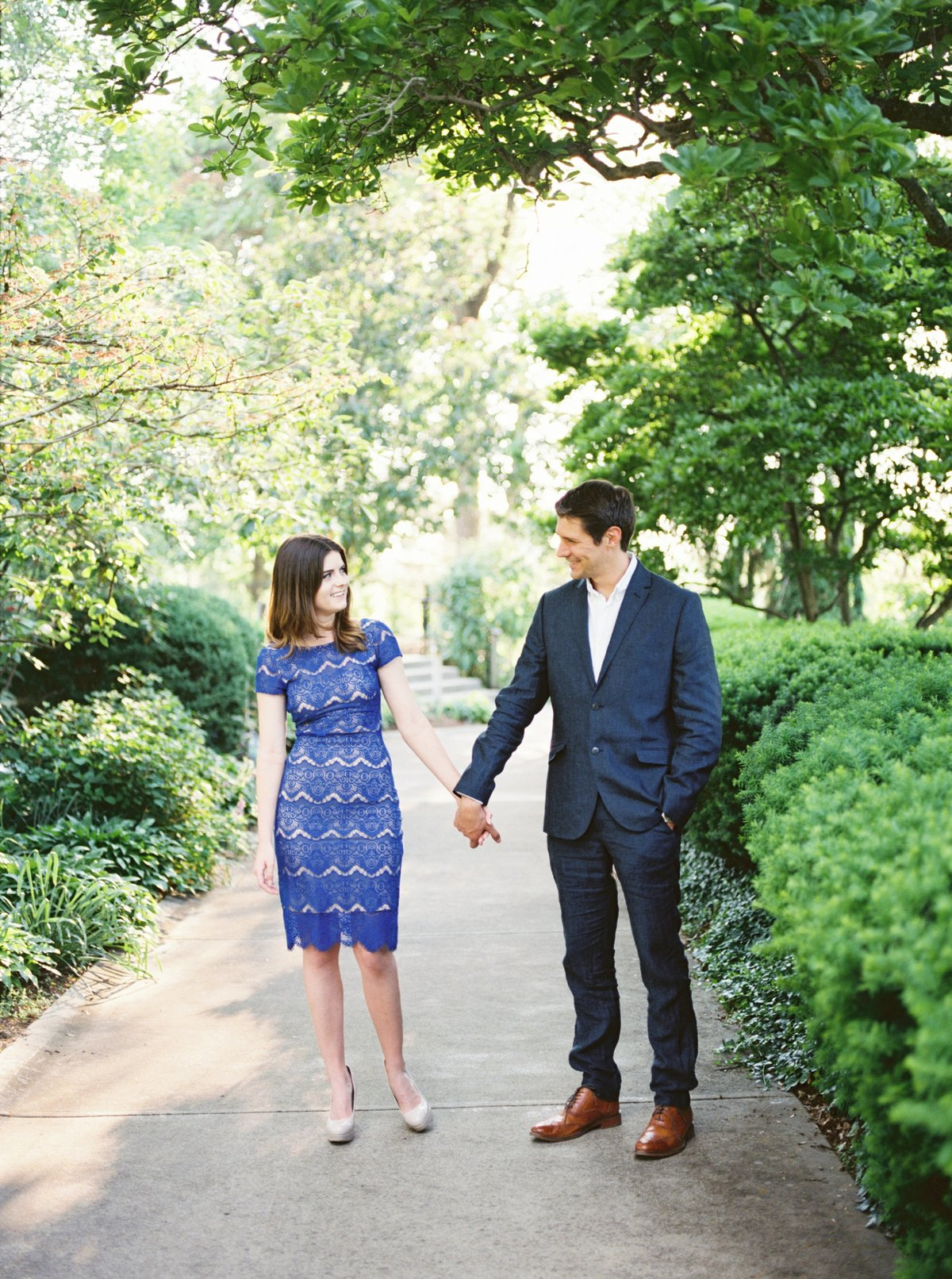 Ault Park Cincinnati Engagement Session