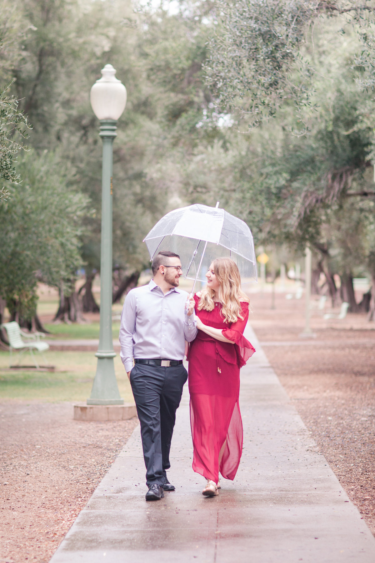 University of Arizona Engagement-5931