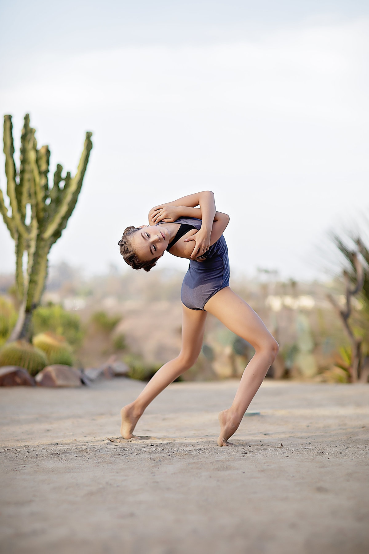 contemporary dance pose  dance photography