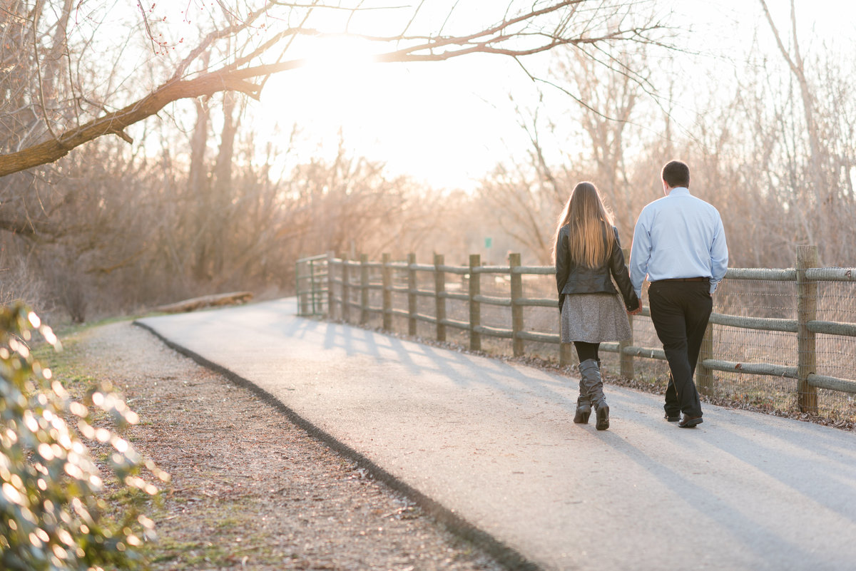20190302 - Jannae and Forest Engagement Session 229 - A Winter Reid Merrill Park Engagement Session