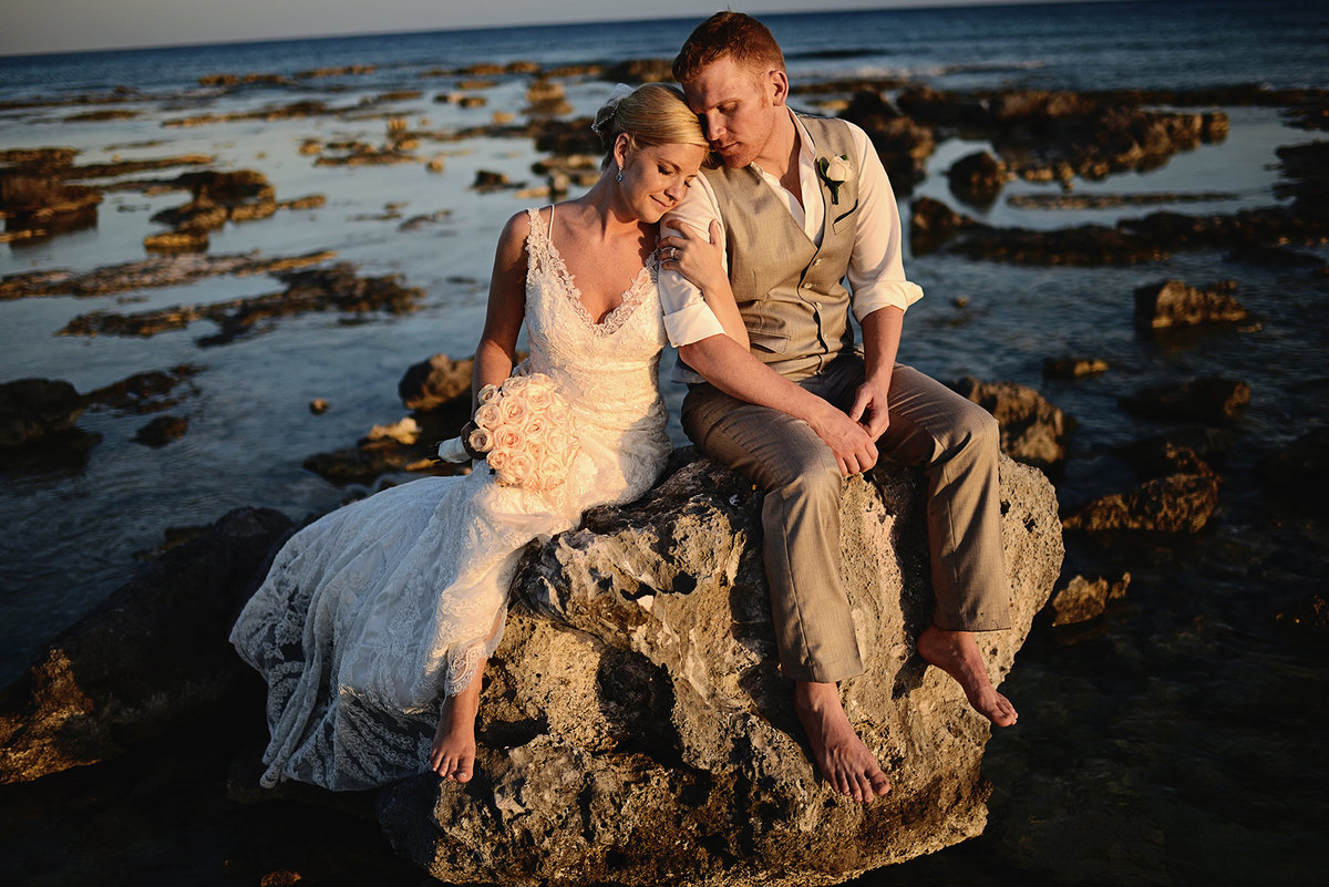 barcelo maya beach resort wedding destination wedding photographer bryan newfield photography 36