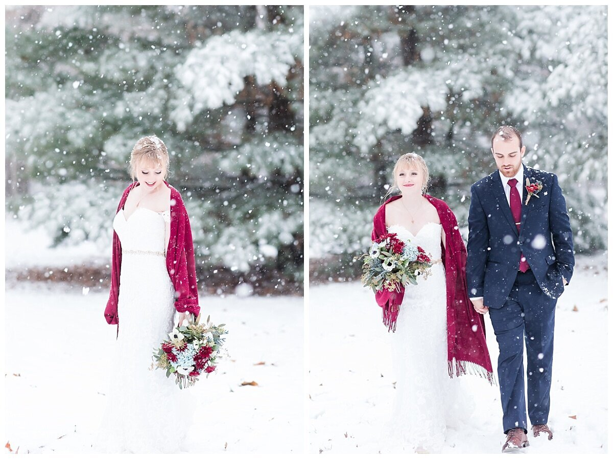 Magical Winter Wedding photo by Simply Seeking Photography_1207
