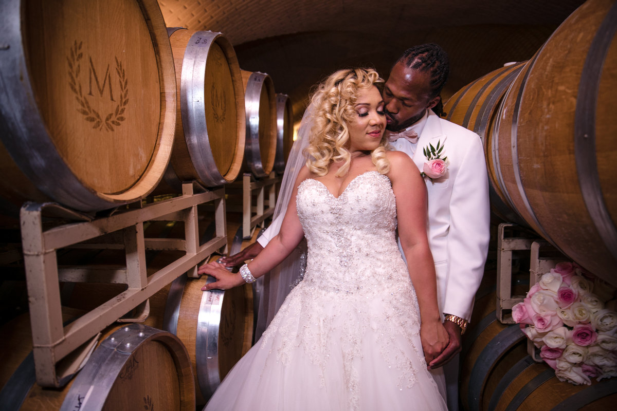 Morias Vineyard Wedding
