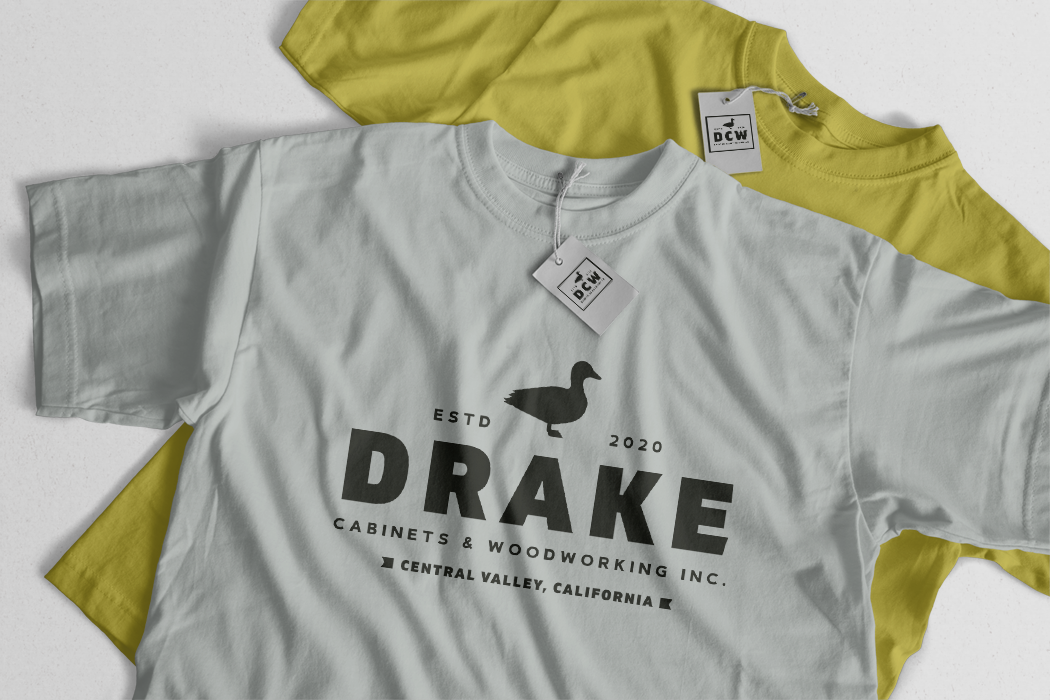Drake Cabinets & Woodworking Shirt (Small)