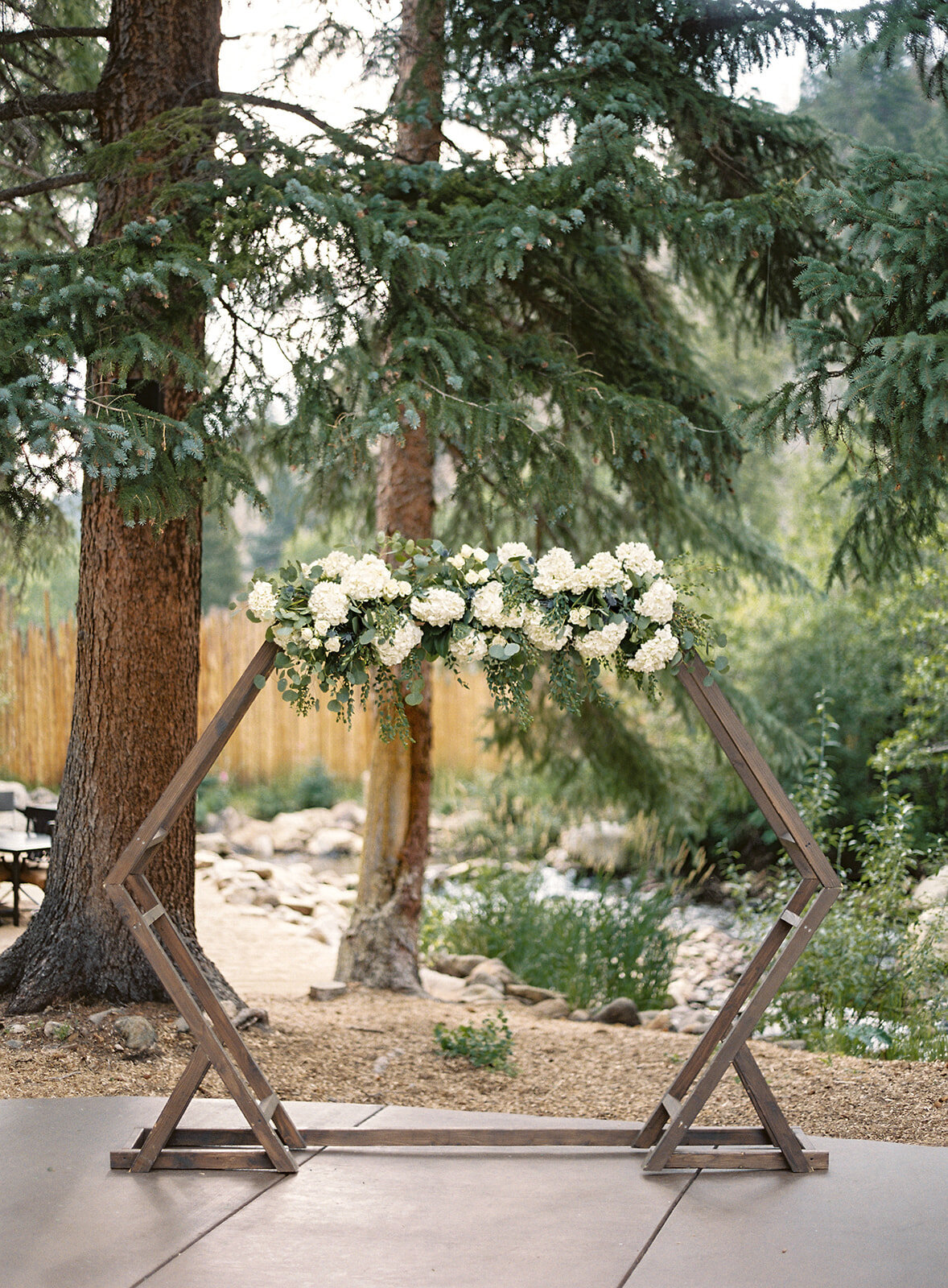 Tear & Tyler. Colorado Wedding by Alp & Isle. Ceremony-5
