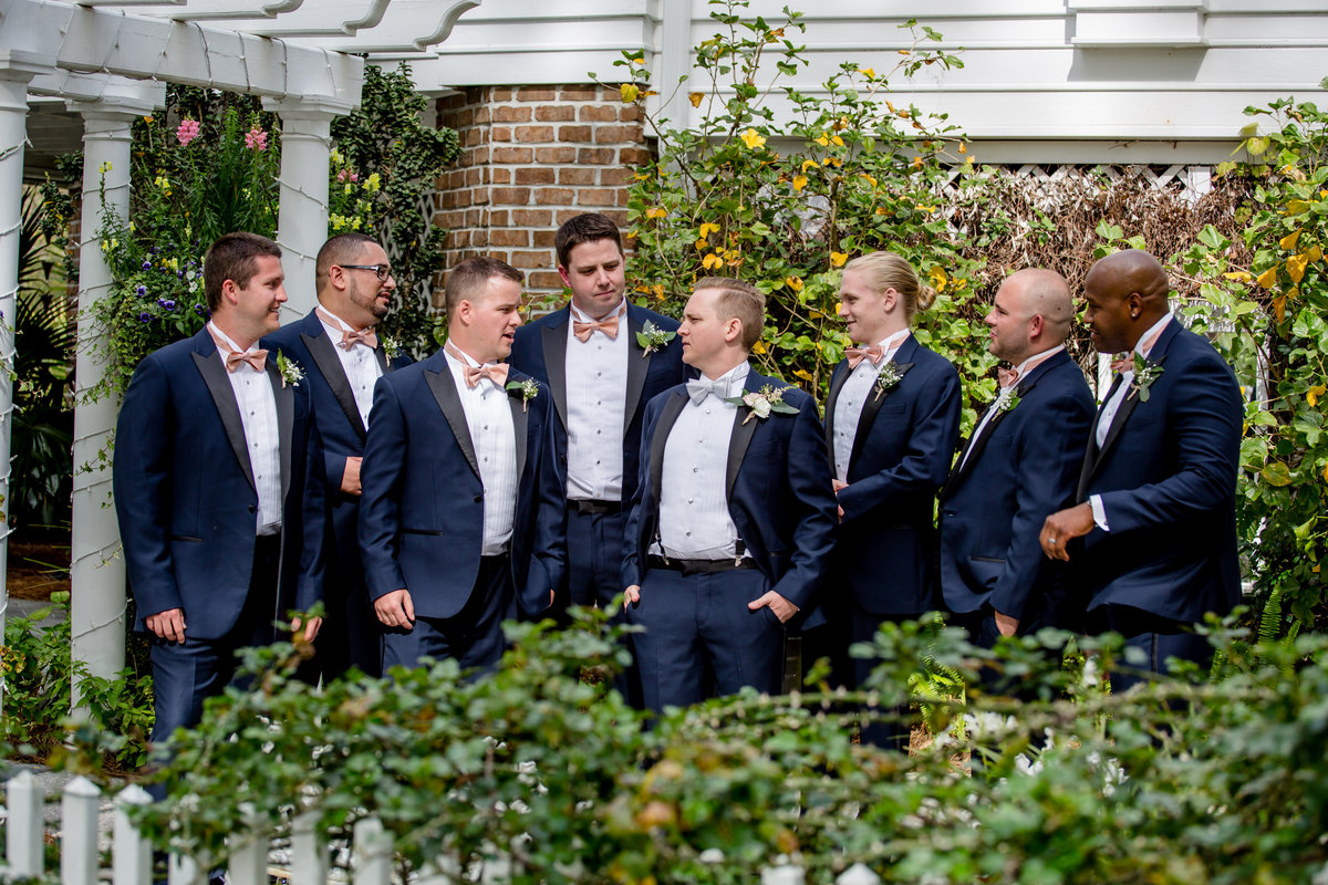 Mackey House Wedding Bobbi Brinkman Photography