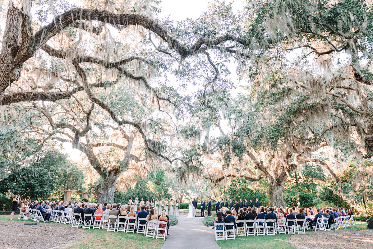 wedding at brookgreen gardens pawleys island sc -29