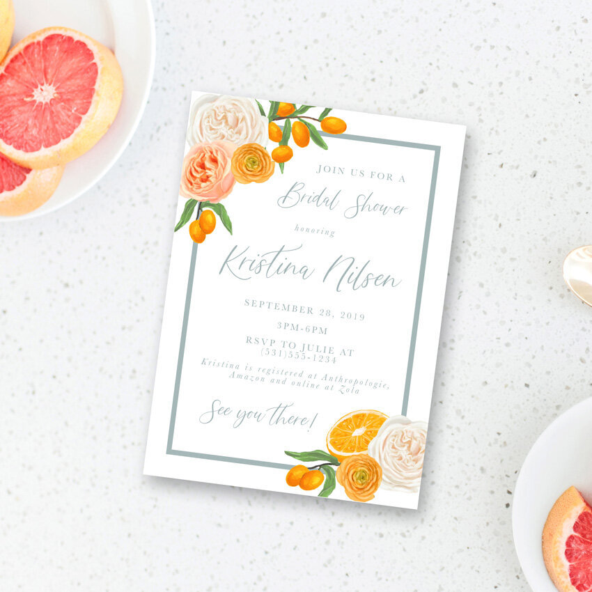 pirouettepaper.com | Party and Wedding Stationery, Signage and Invitations | Pirouette Paper Company | Downloadable Party Invitations | Cute Party Themes 29