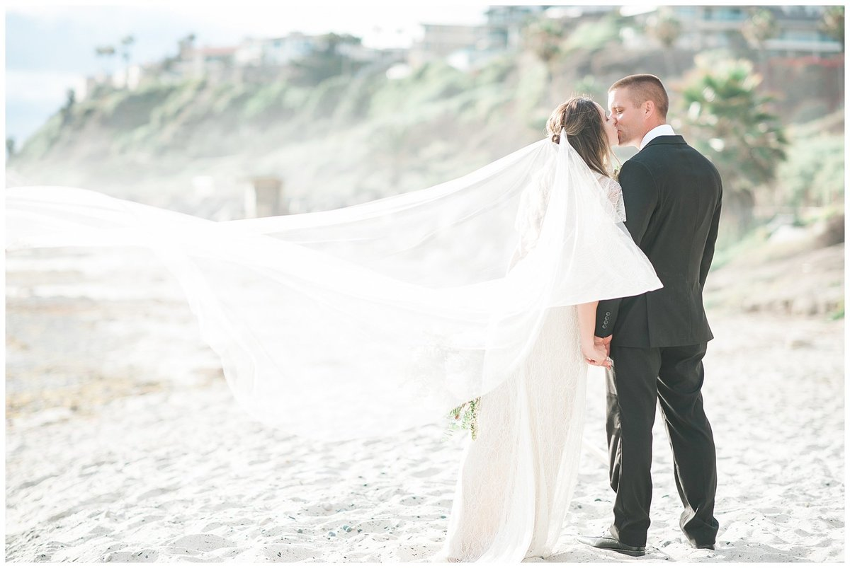 san clemente beach wedding elopement whimsical dreamy soft light socal photo032