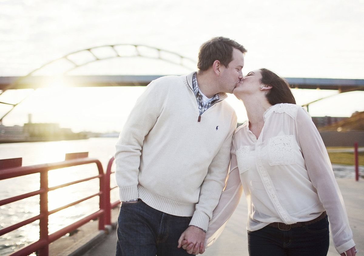 engaged couple milwaukee engagement photos