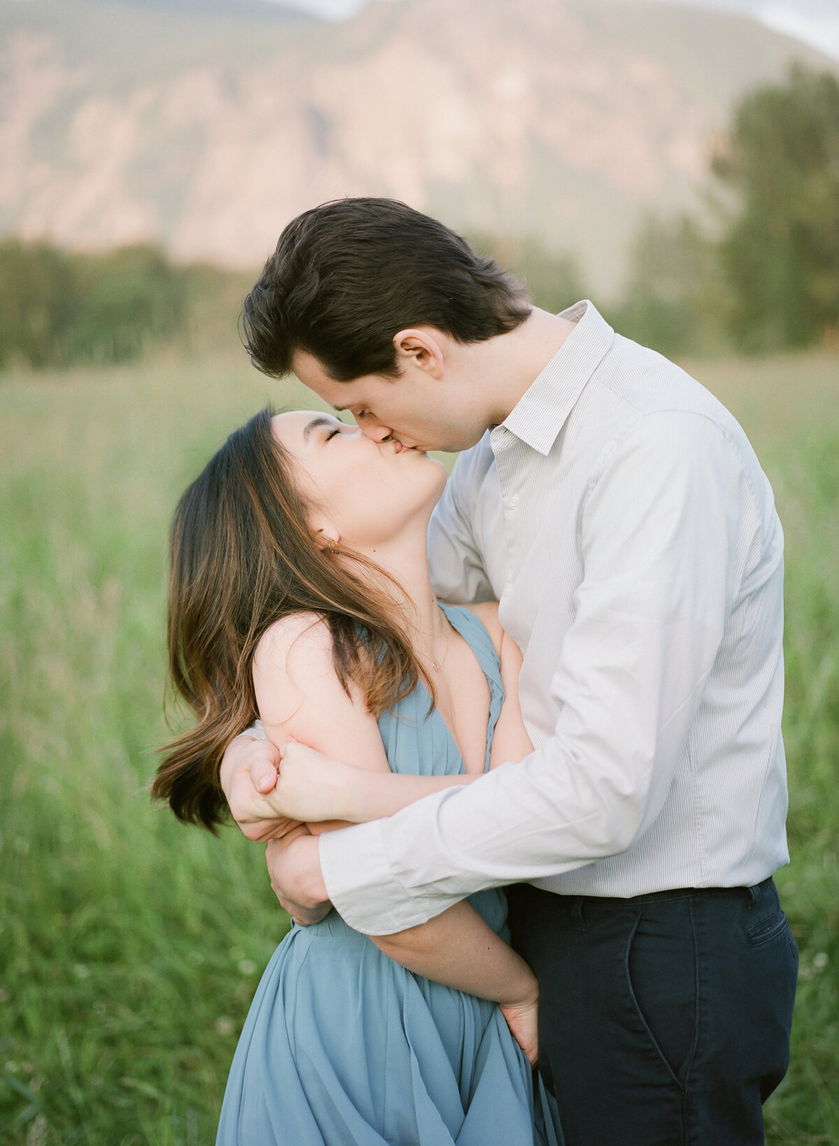 Amanda & Andrew's Engagement Session - Tetiana Photography-141