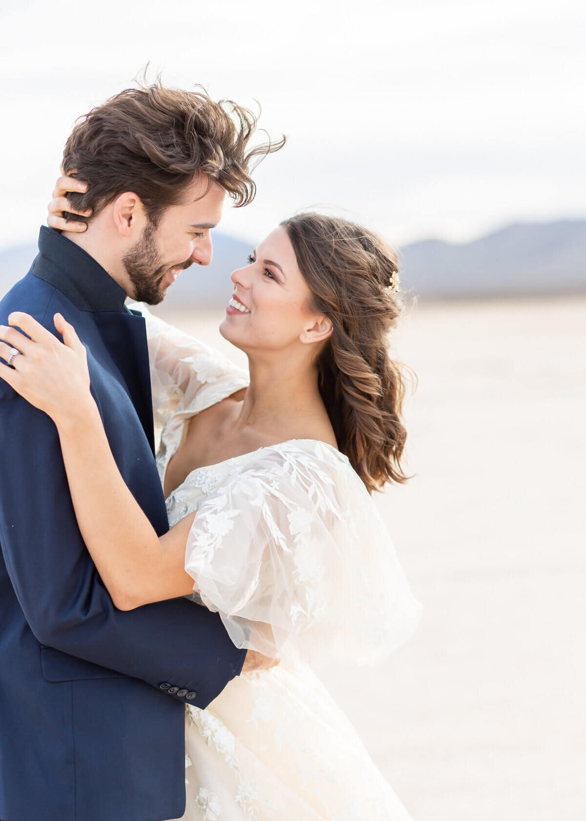 Las-Vegas-Elopement-at-the-dry-lake-bed