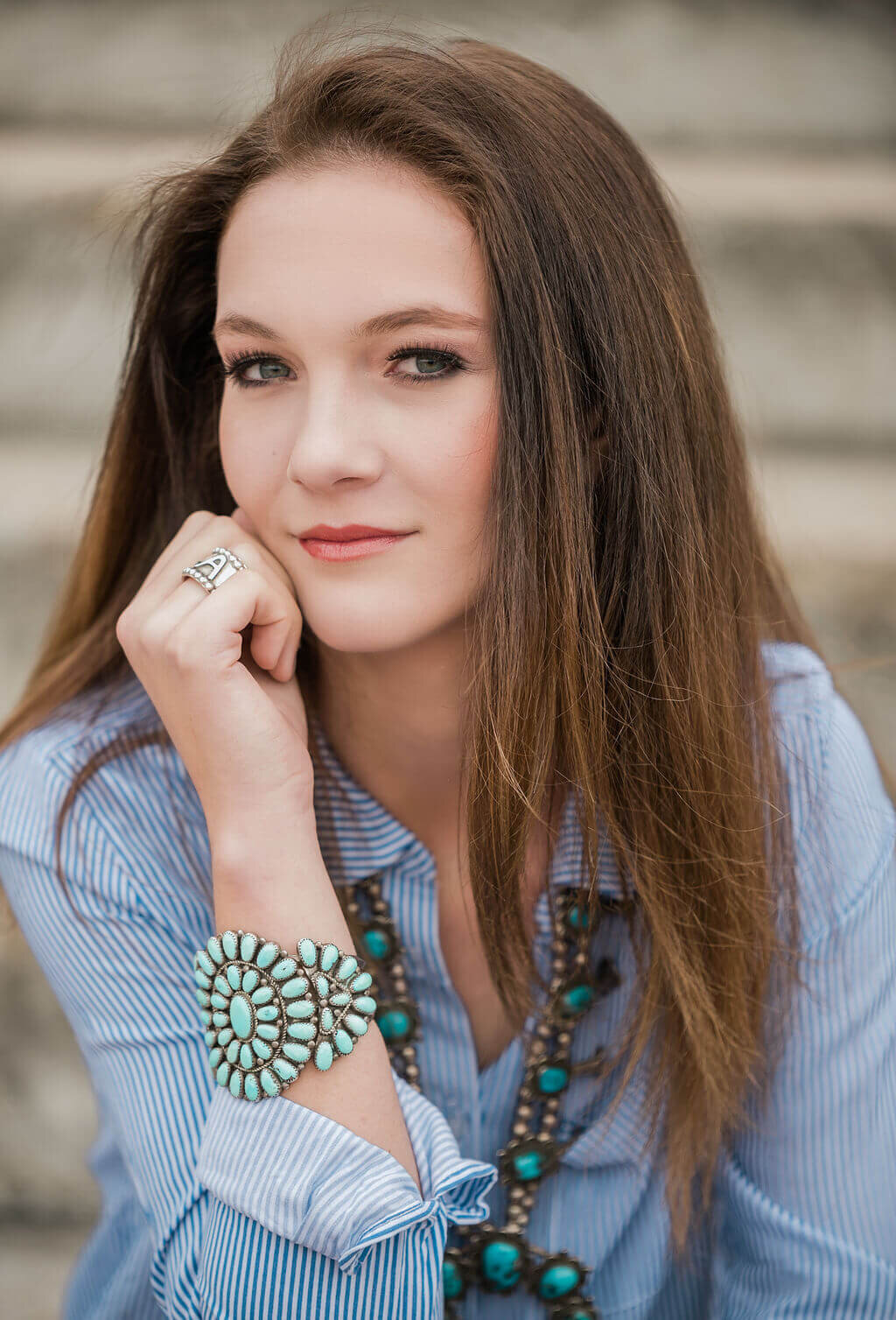 Dallas Senior Session photography by White Orchid Photography