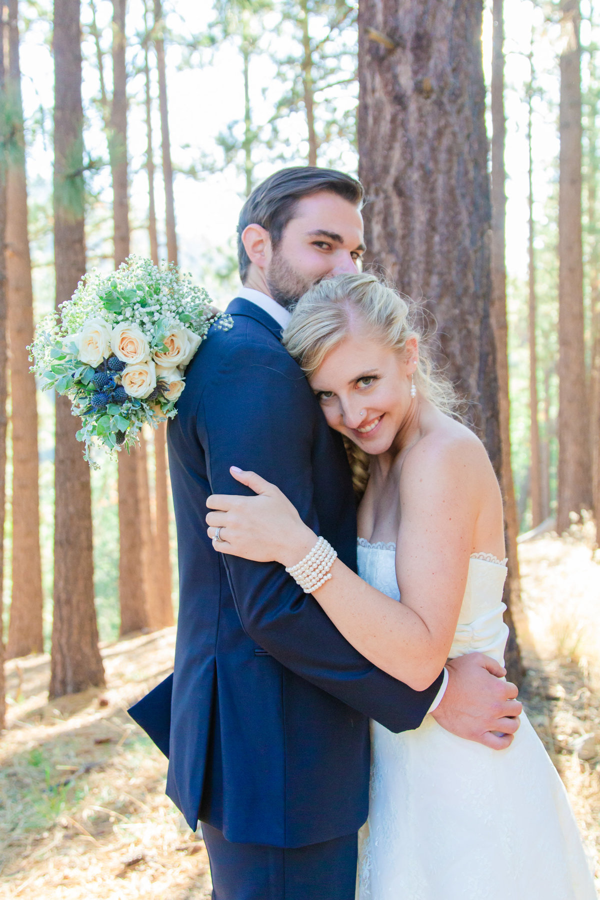 Forest Wedding _ Wrightwood Wedding T&D-38