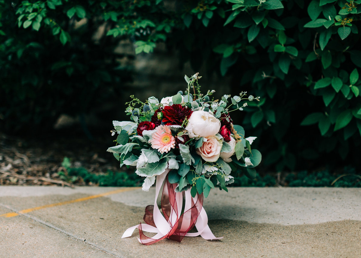 Bridal Bouquet Lincoln Nebraska