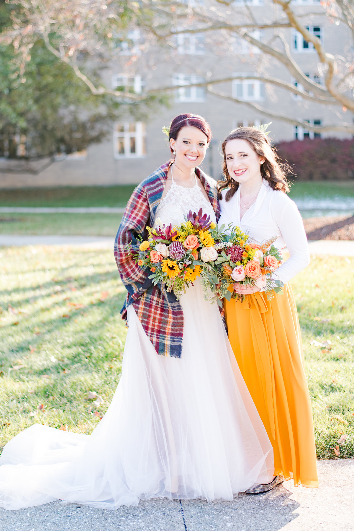 Urban Artifact Brewery Colorful Fall Wedding-125