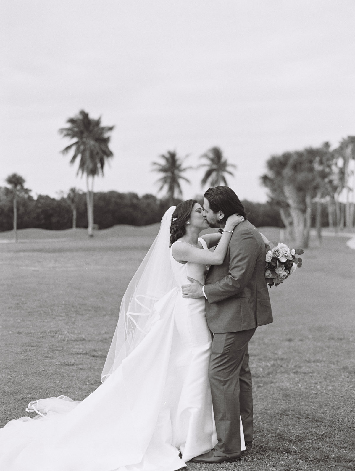 Miami Golf Course Wedding-23