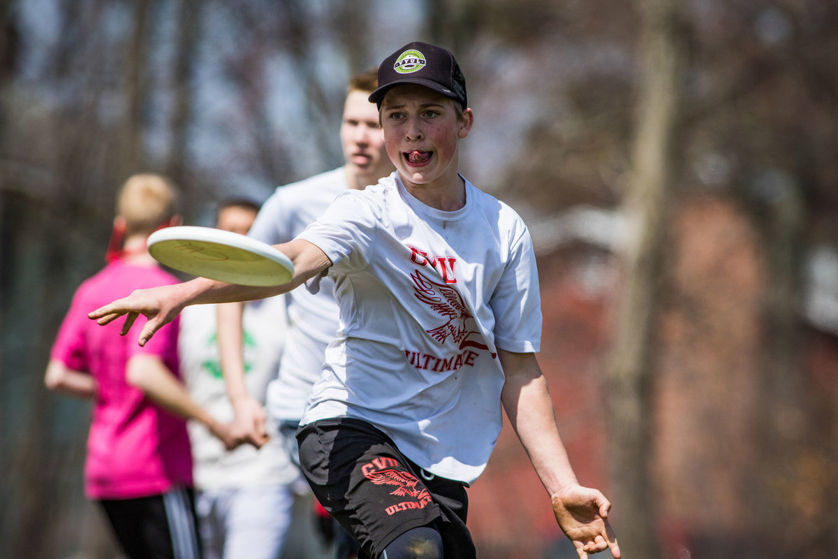 Hall-Potvin Photography Vermont Ultimate Frisbee Sports Photographer-17