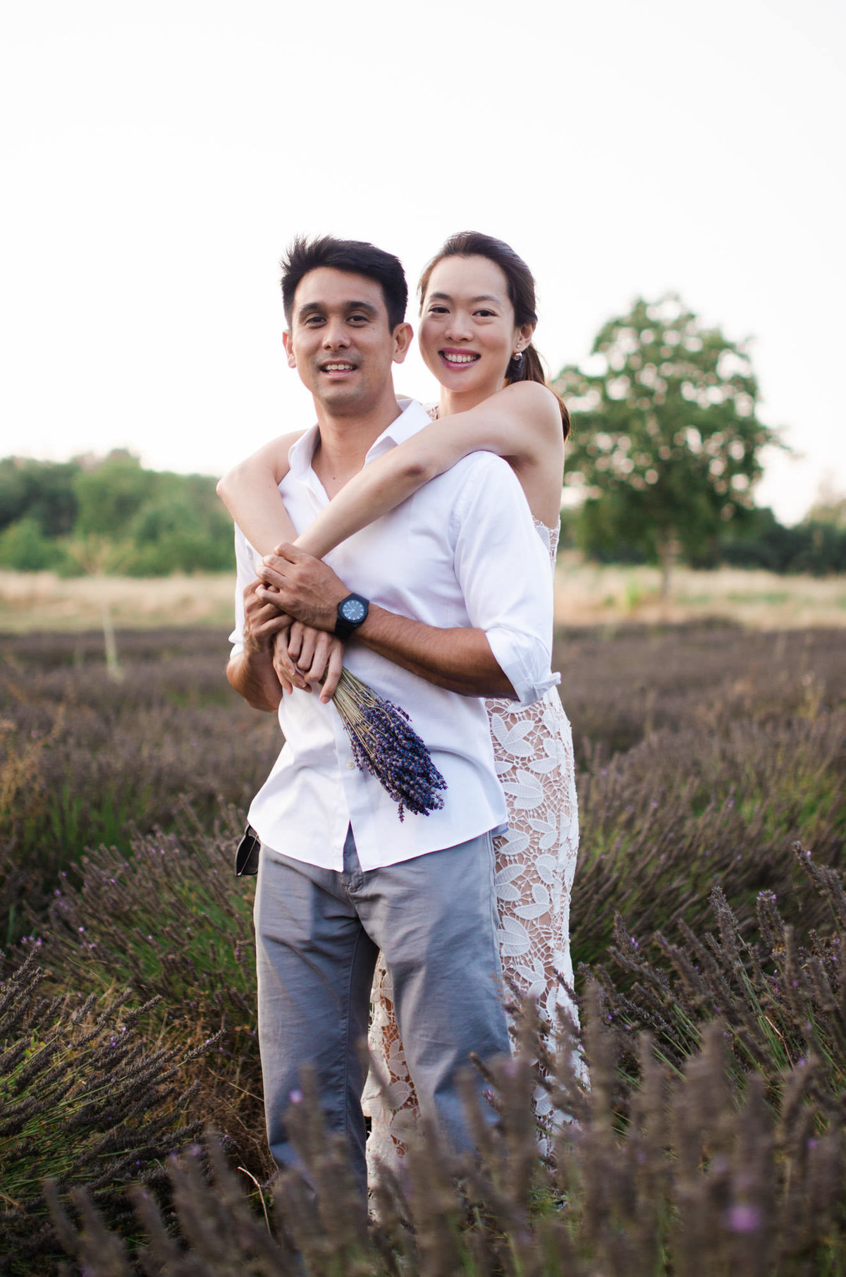 Pre-Wedding Shoot in Provence