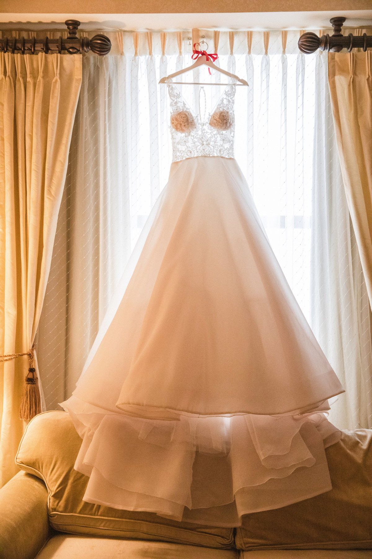 classic wedding dress hotel DuPont Wilmington Delaware