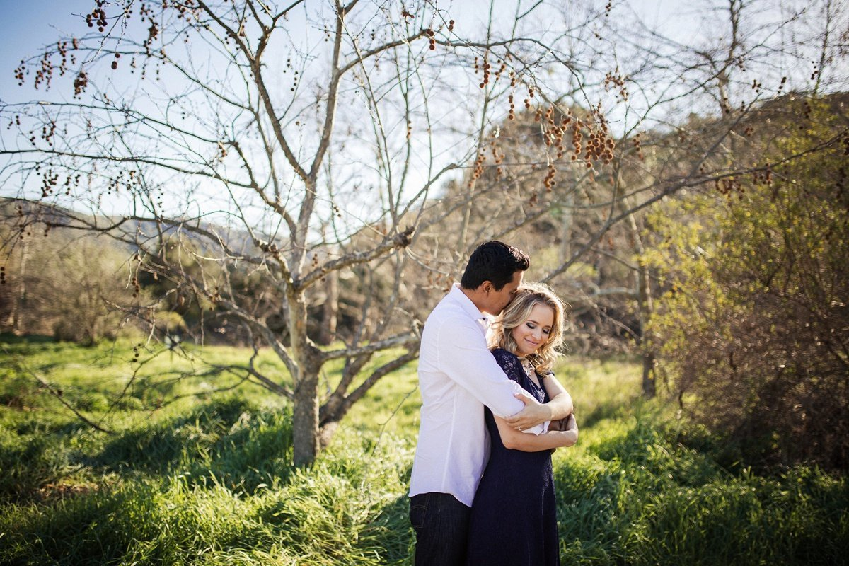 Laguna Canyon Engagement Photography