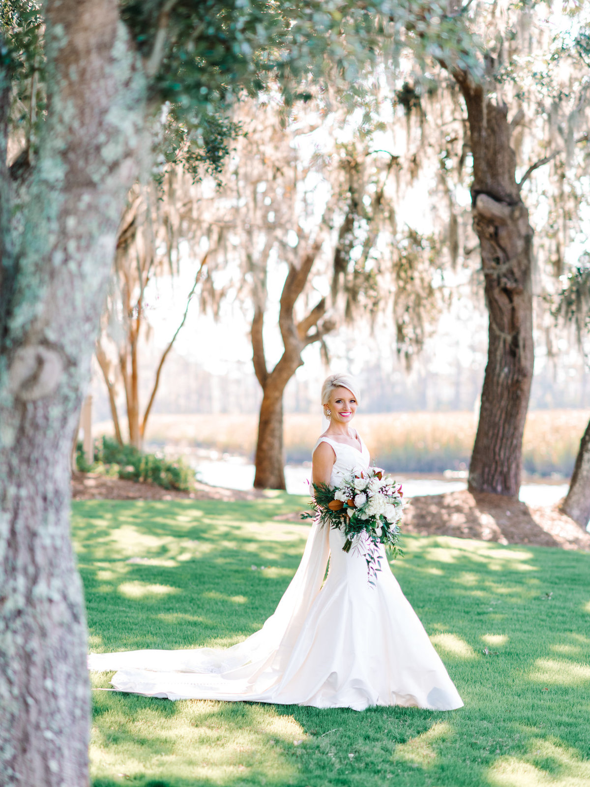 Charleston Wedding Photographer - Caledonia Golf & Fish Club Wedding Photography by Pasha Belman