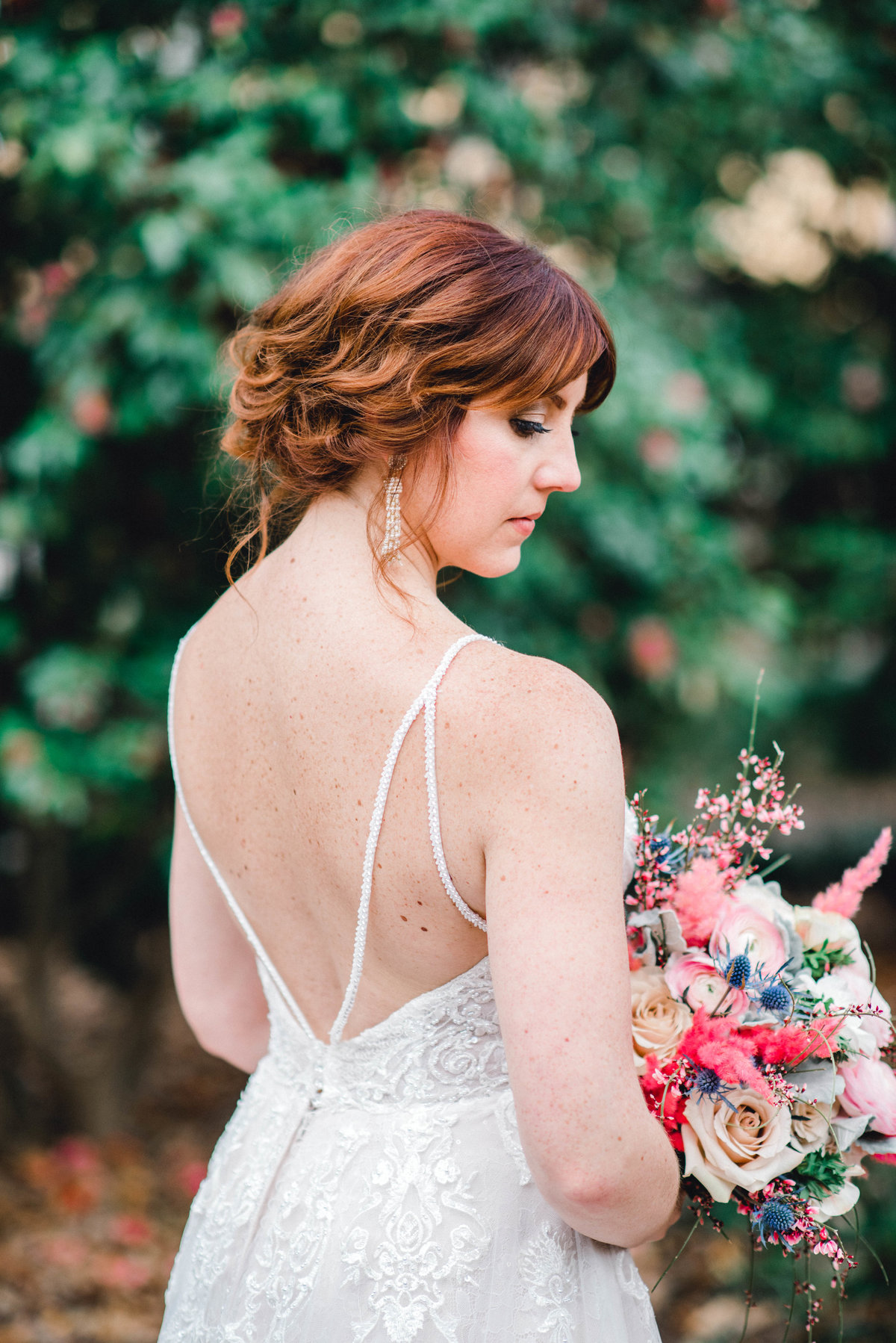 Wright Square Bleu Belle Bridal Gown