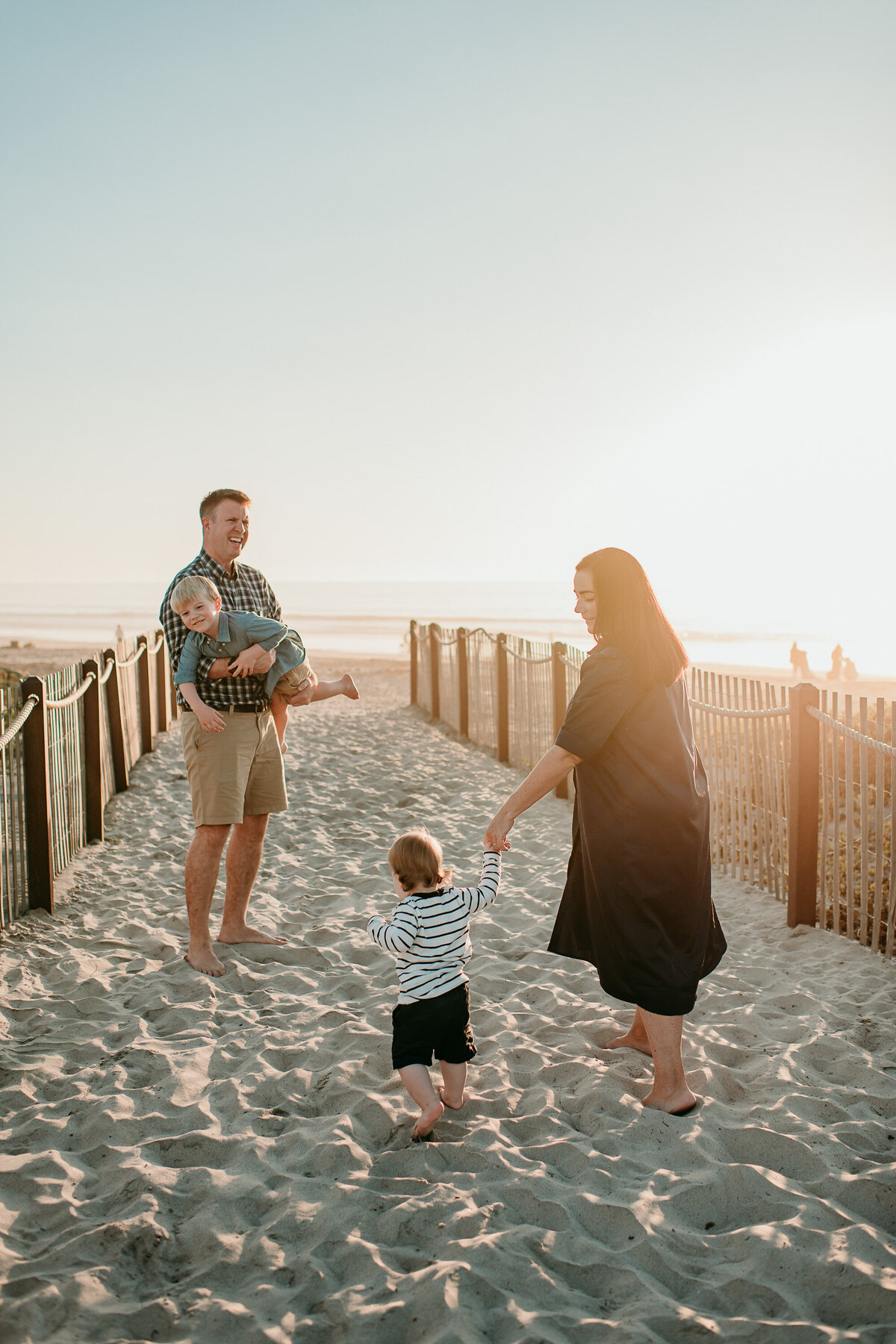 Carlsbad Family Photographer-beach time glow121