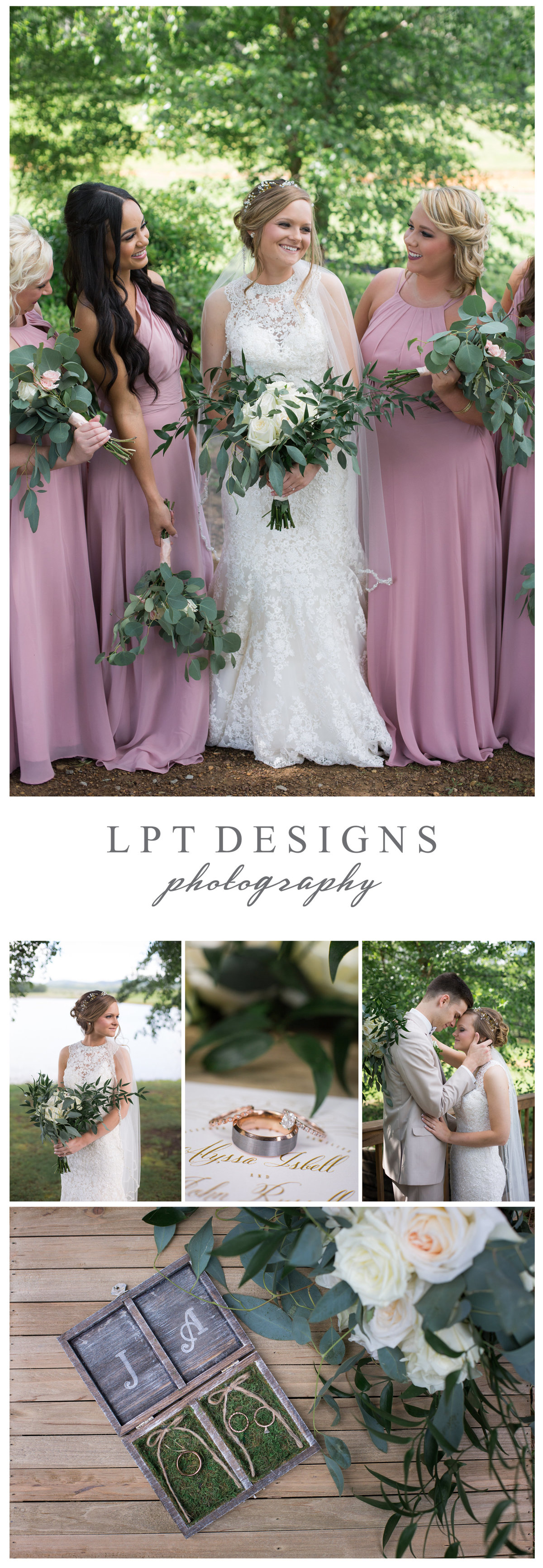 LPT Designs Photography Lydia Thrift Gadsden Alabama Fine Art Wedding Photographer AR 1
