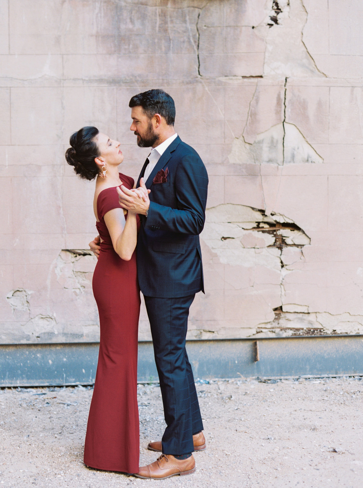 Phoenix Arizona Engagement Session - Mary Claire Photography-6
