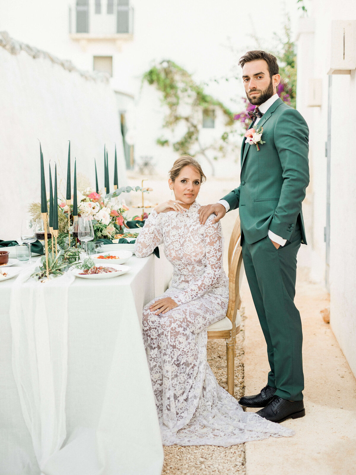 Styled Shoot - Honeymoon - Masseria - Puglia - Italy 0250