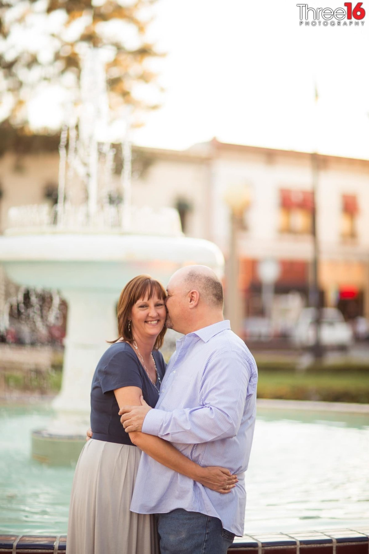 Old Towne Orange Engagement Session Professional Urban Photographer