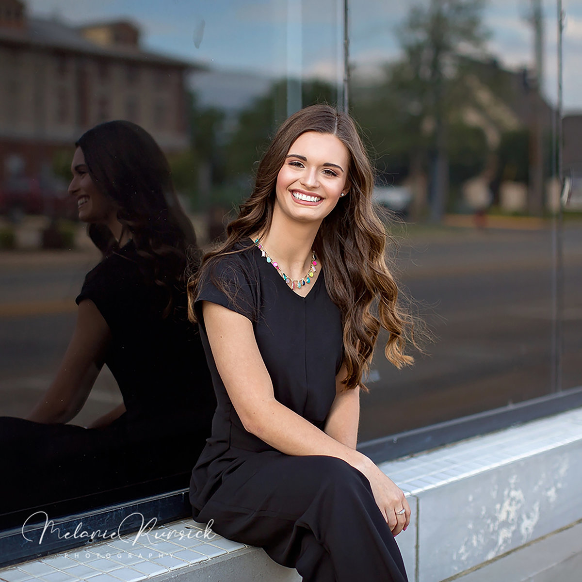Harrisburg Senior Photographer Melanie Runsick Photography